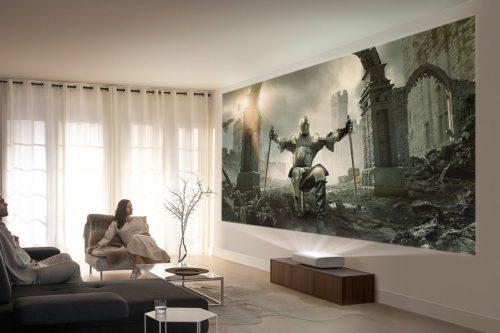 Samsung 4K projectors second image