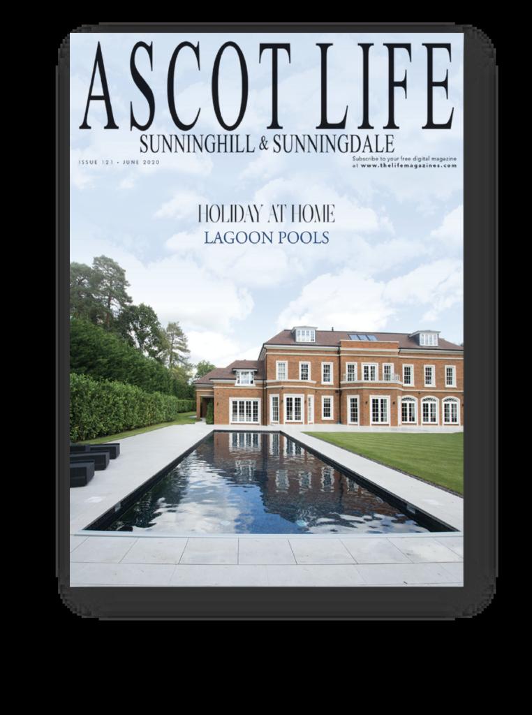 Ascot life cover June