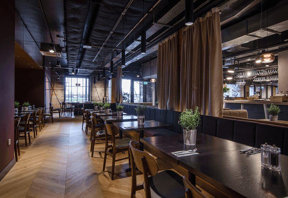 dinning lighting scheme design