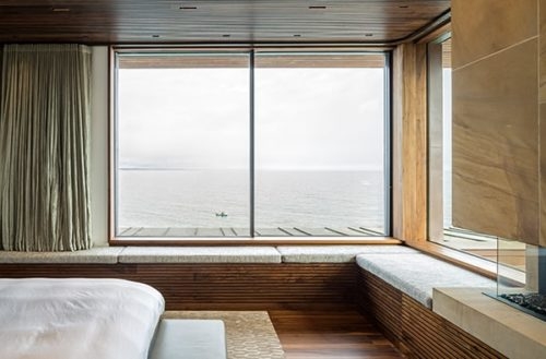 Automated bedroom blind