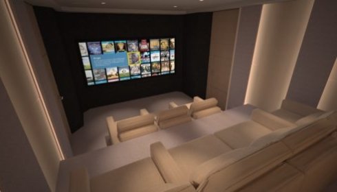 Clint home cinema