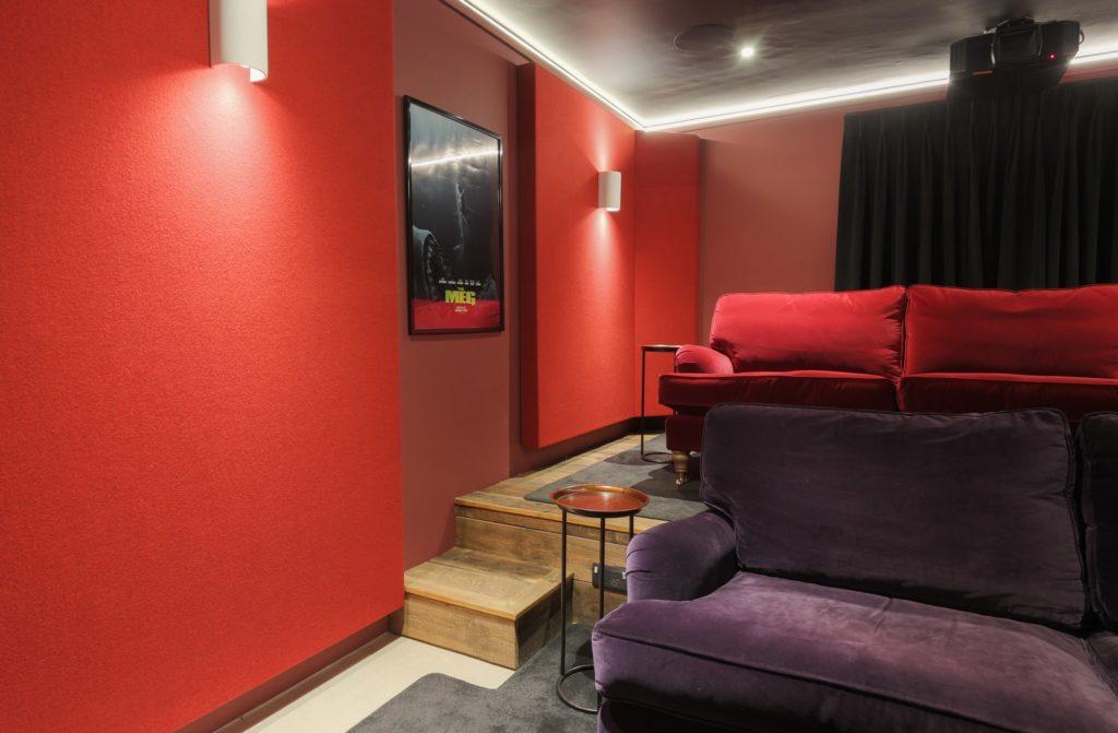 Home Cinema / Media Room