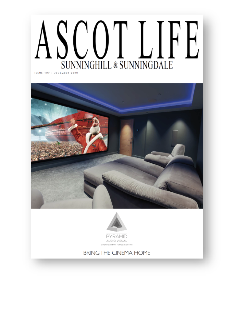 Ascot Life cover image December issue