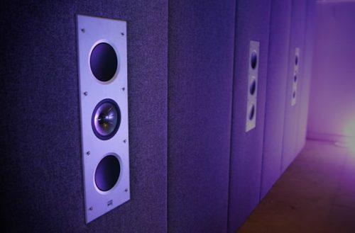 AWE home cinema demo facility