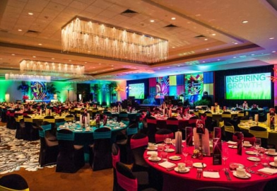 Miami conference with awards ceremony at Fountaine Bleu Hotel