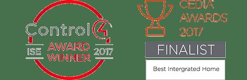 CEDIA Awards and Control4