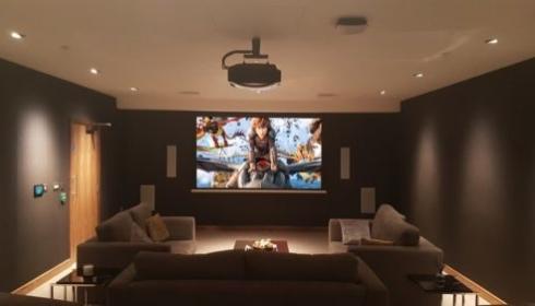 BDW - cinema room
