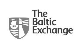 Corporate, financial - The Baltic Exchange Logo