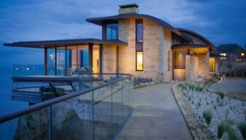 Private Home in Scotland with full home automation AV and Lighting controls