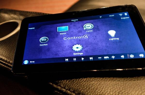 Smart home - Control 4