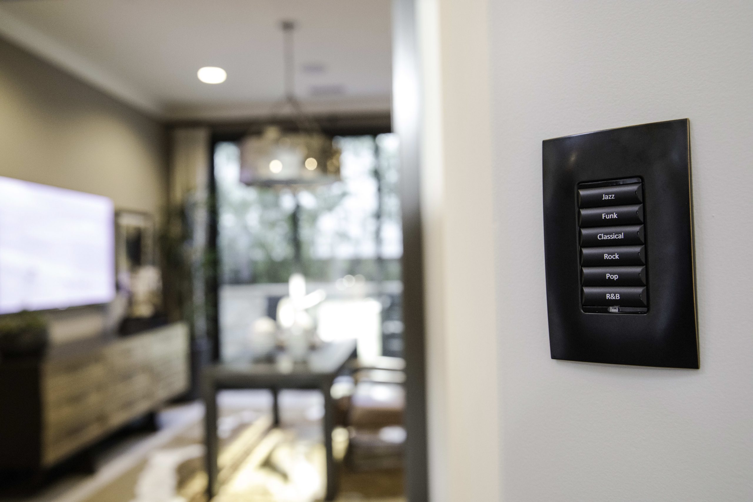 keypad controls for your smart home
