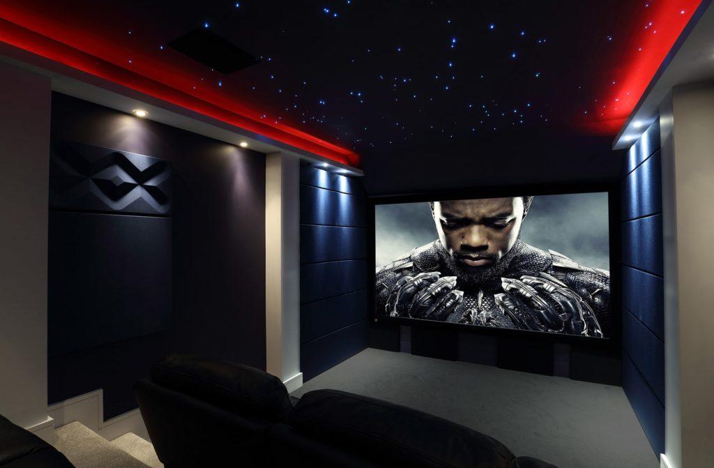 CAVD Home Cinema
