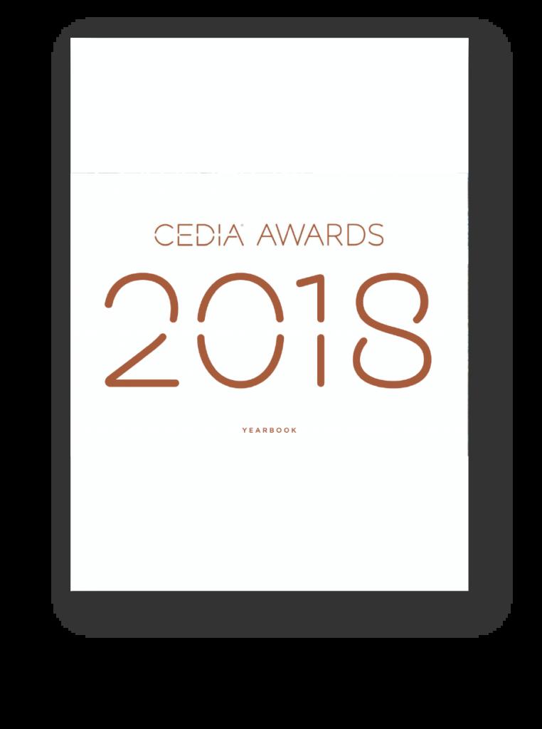 CEDIA 2018 Year book