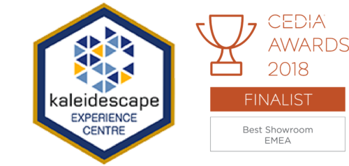 Kaleidescape and CEDIA showroom awards