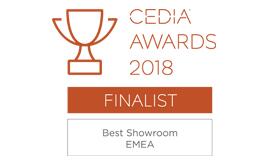 CEDIA Finalist 2018