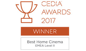 CEDIA – Best Home Cinema
