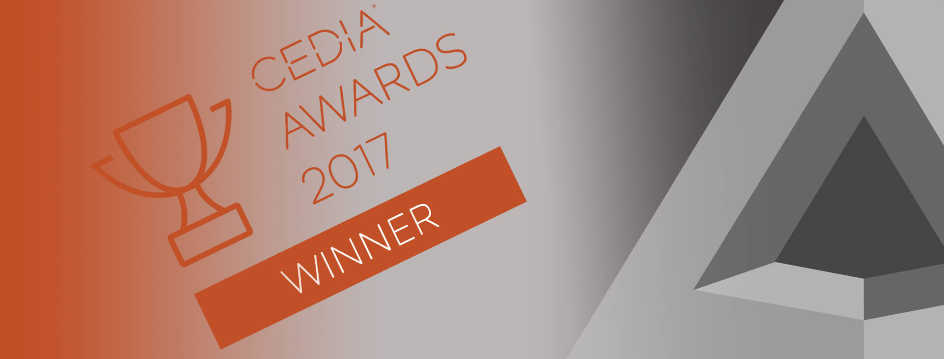 2017 CEDIA AWARDS