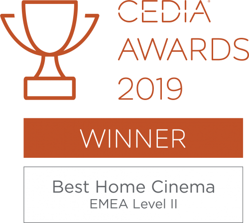 Best home cinema award uk