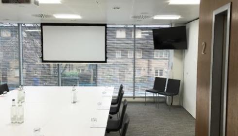 projection audio installation London UK