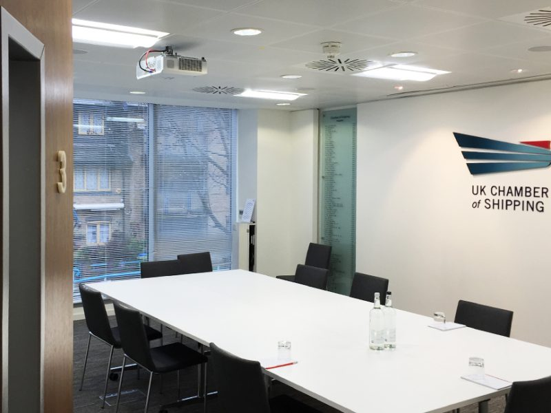 office board room audio visual installer London