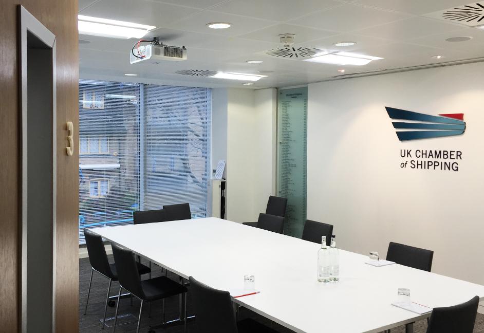 office board room audio visual installer London