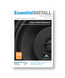Essential Install Magazine Cover Smart Building And Home Automation Trade Magazine