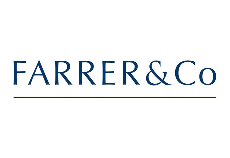Farrer & Co logo London