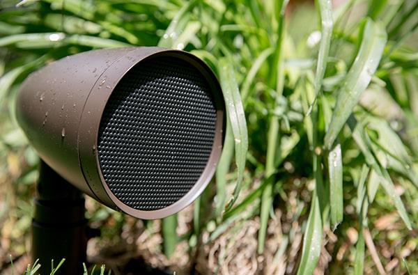 garden audio