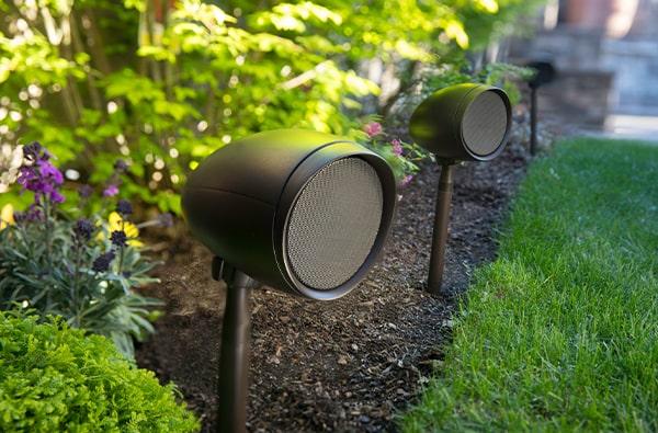 garden patio speakers