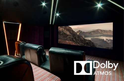 Haines- home cinema demo page
