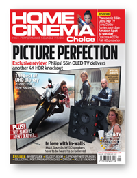 home cinema choice picture perfect magazine cover