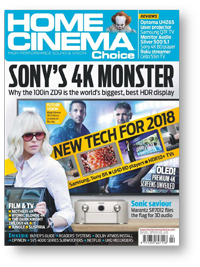 home cinema choice cover for new tech 2018