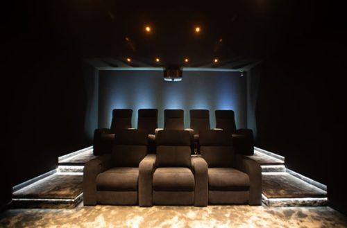 Invision showroom