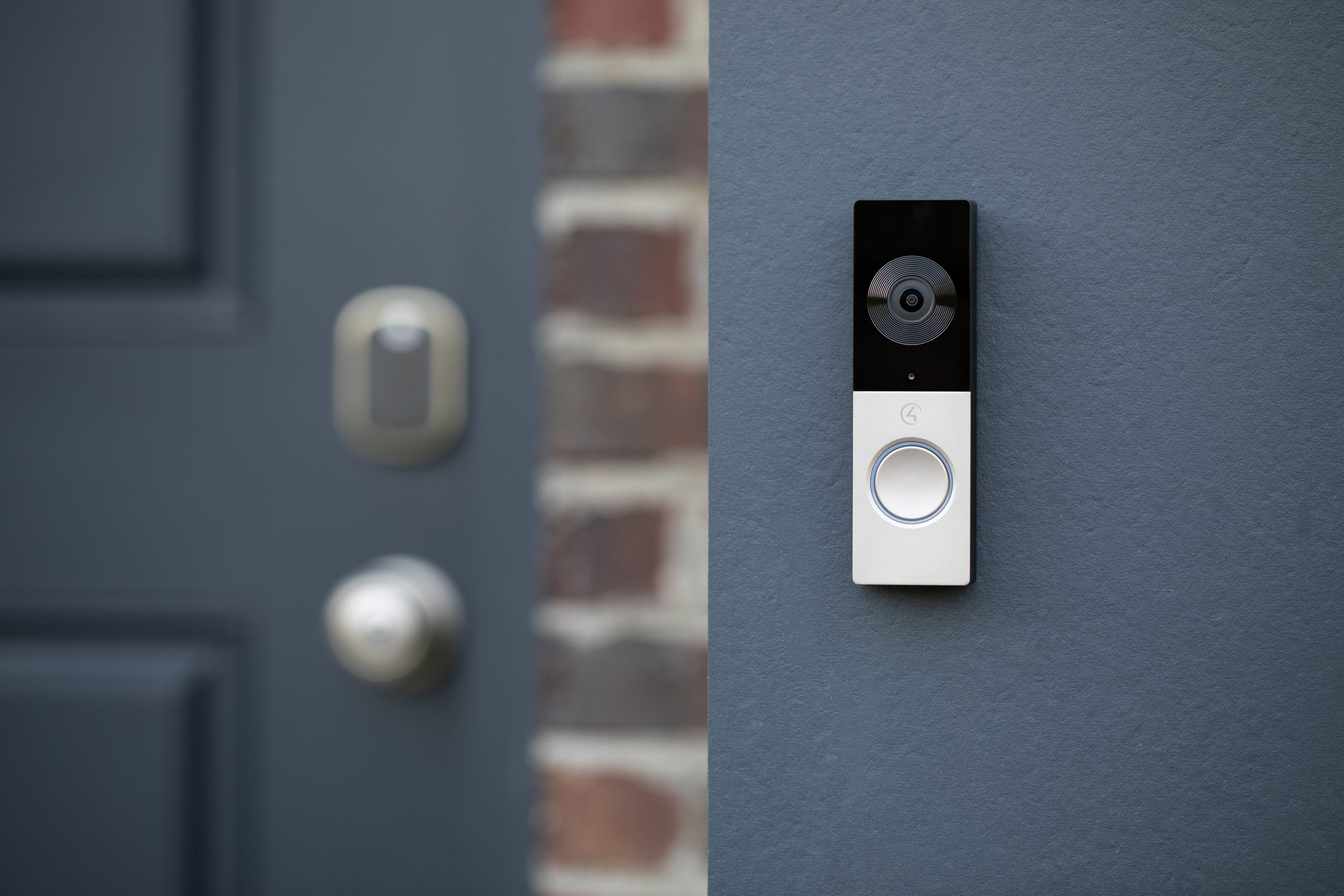 Chime video doorbell - Home Security page