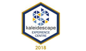 Kaleidescape experience centre