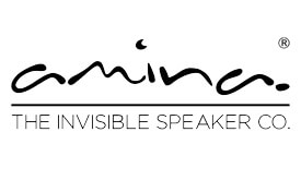 Logo - Amina Invisible Speakers