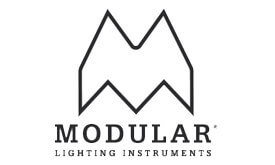 Modular instrument lighting logo