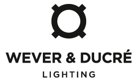 Logo Wever and Ducre residential lighting manufacturer