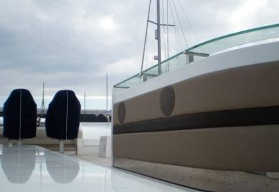 Audio and video systems for luxury bespoke yachts