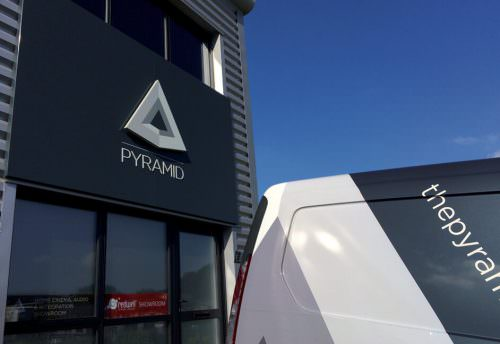 Pyramid office - Reynolds Park Plympton, Plymouth, Devon,