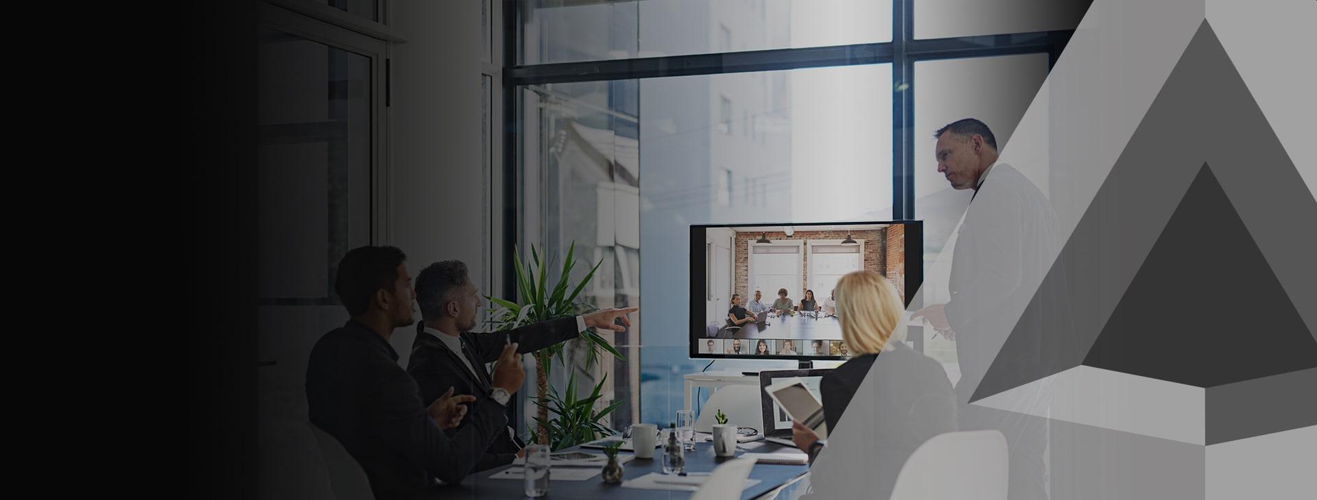 Corporate presentation technologies