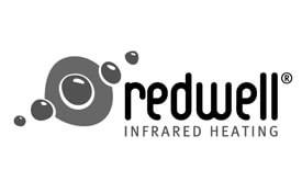 Corporate, retail - Redwell Infrared Heating Logo