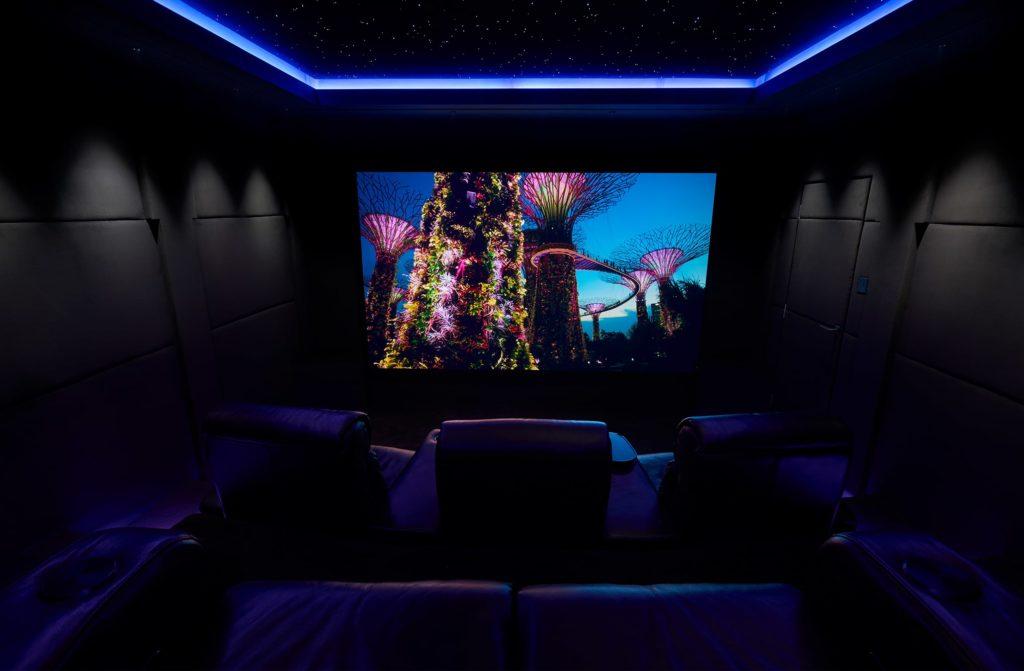 The Roxy Home Cinema