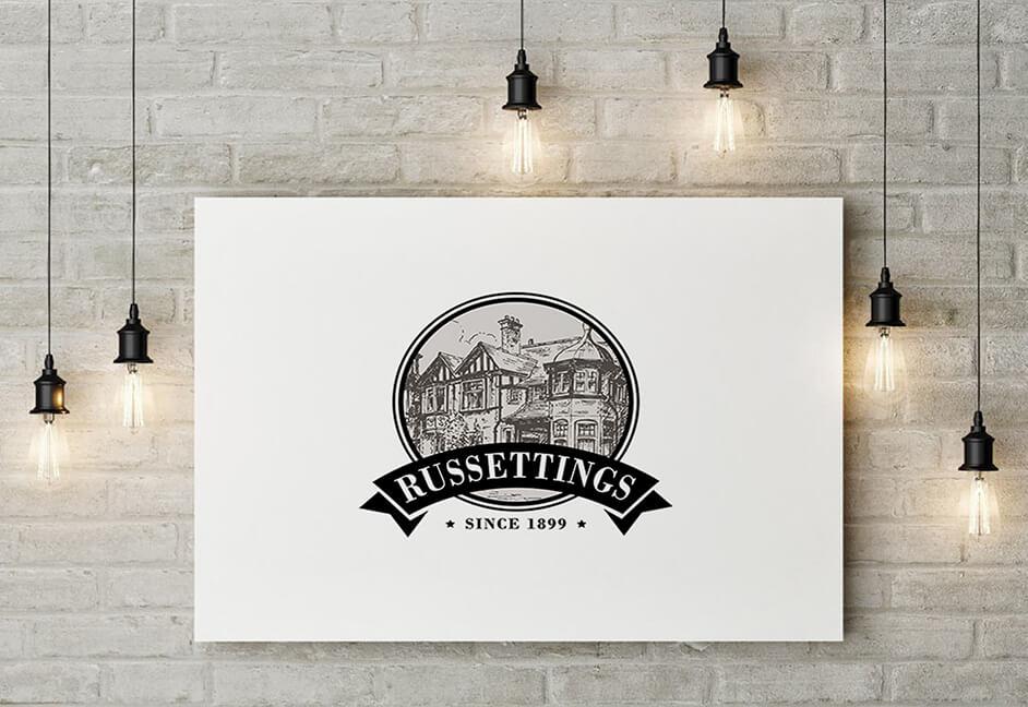 Russetings Logo Sutton London Borough