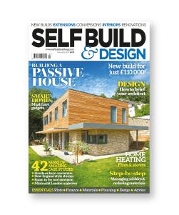Self build and devon magazine front cover