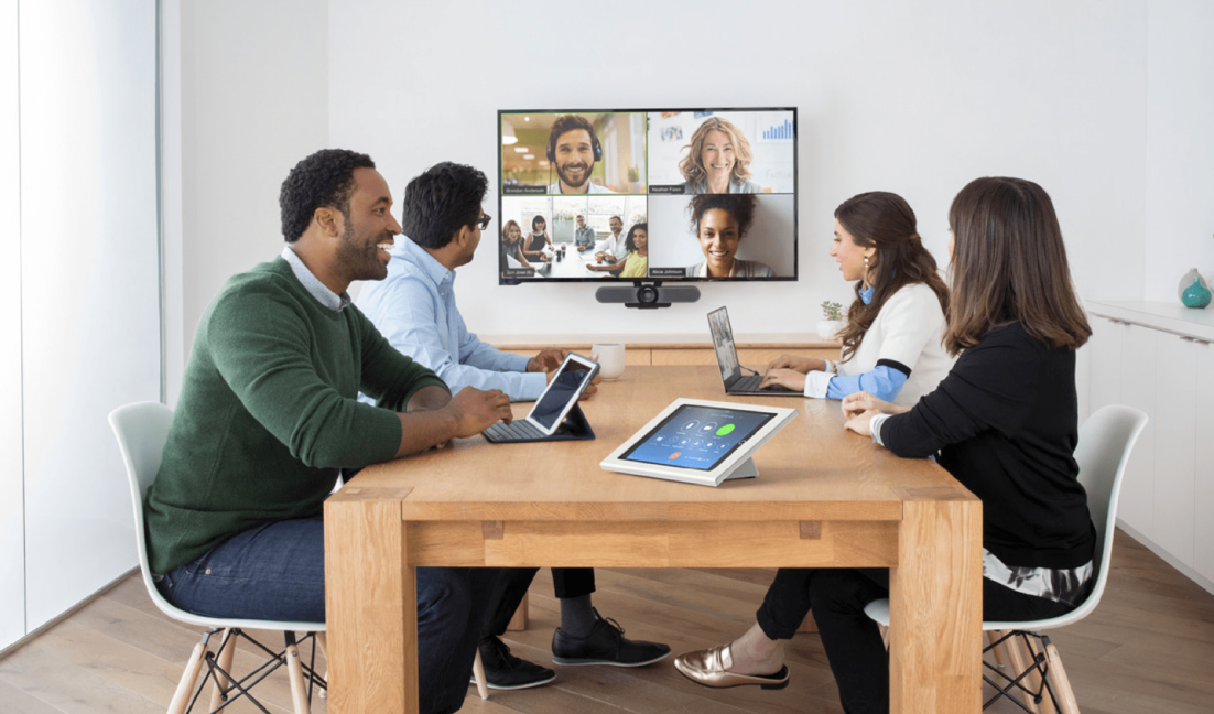Presentation Technologies Video conference