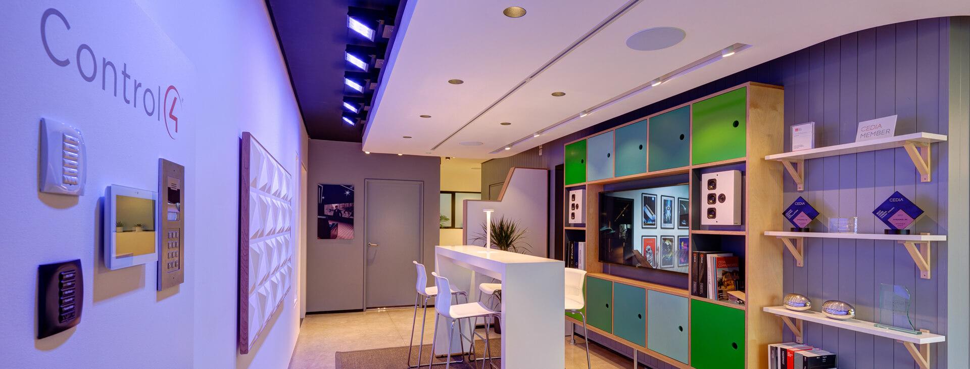 Showroom – Main showroom
