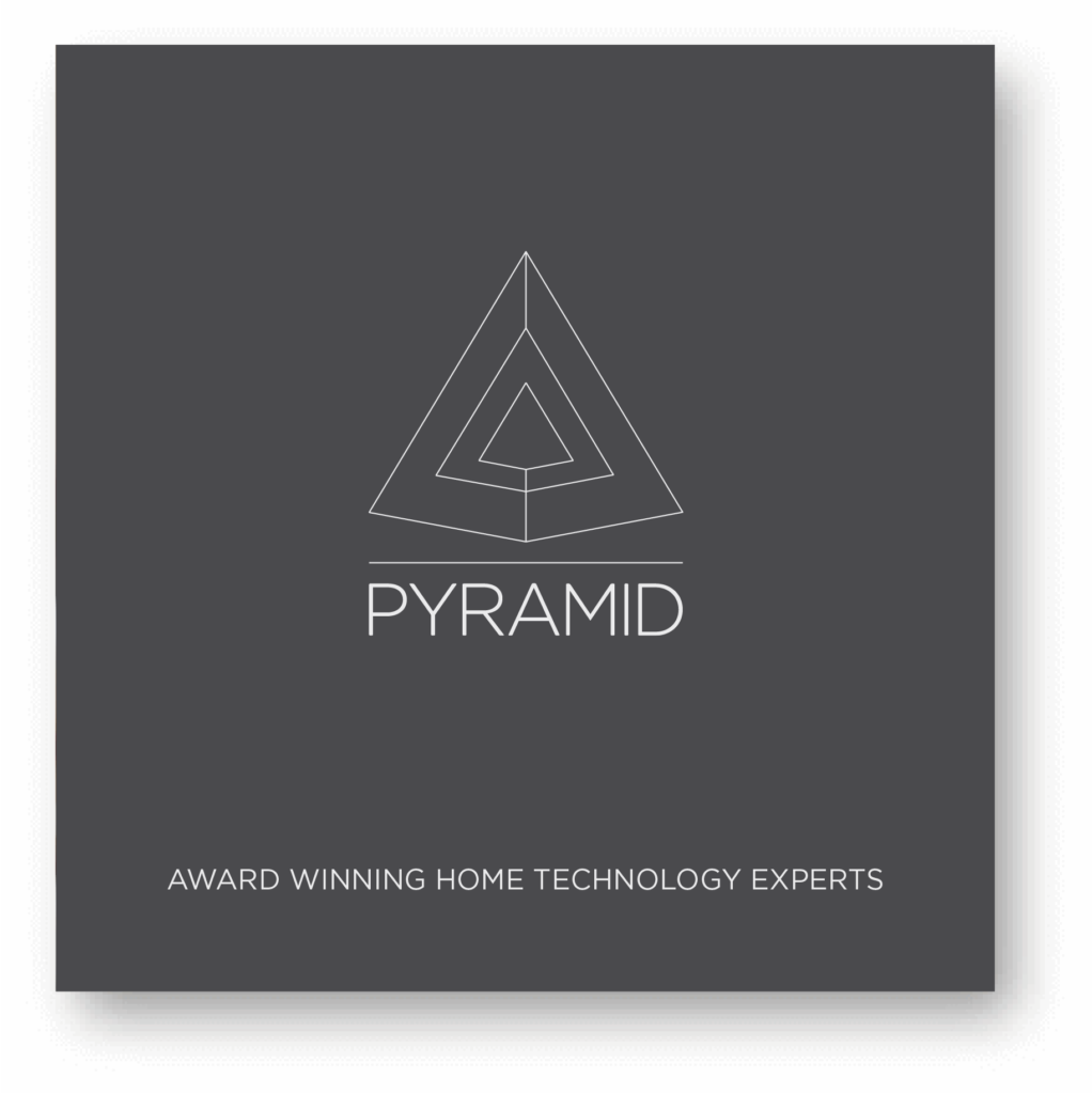 Pyramid AV new brochure front cover