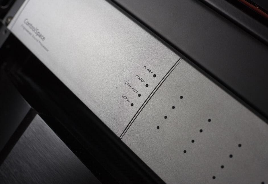 Control space cinema technology