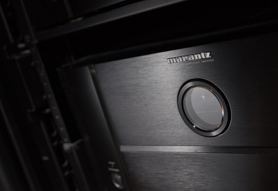 marantz audio home cinema install devon